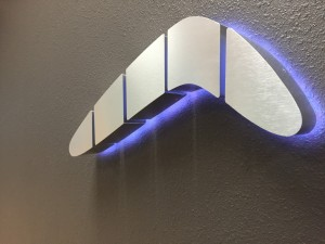 Custom Signs -Illuminated Back Lit Signs