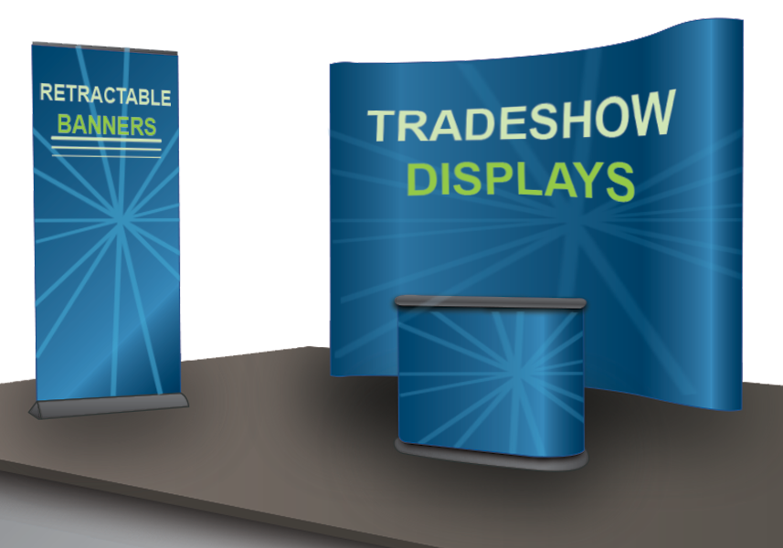 Trade Show and Event Signs