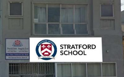 Building Signs, Exterior and Interior Signs at Stratford