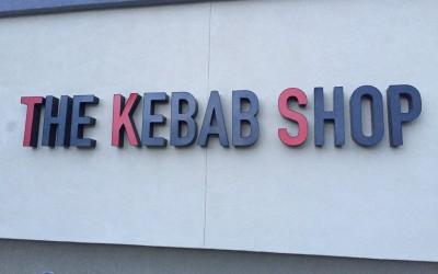 Kebob Shop's newest location in Pleasanton, CA